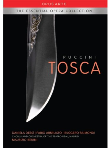Puccini: Tosca (Teatro Real, 2004) (Essential Opera Collection) [2 DVDs]