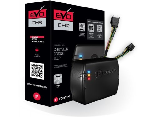 Fortin-EVO-CHRT4-Stand-Alone-Add-On-Remote-Start-Car-Starter-System-For-Chrysler-Dodge-Jeep-Fobik-Key-Vehicles