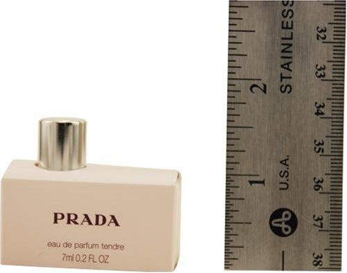 Prada Tendre By Prada For Women Eau De Parfum 23 Ounce Mini
