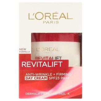 ロレアル リバイタルリフト アンチリンクル アンド ファーミングデイクリーム L'Oreal Revitalift AntiーWrinkle and Firming Day Cream SPF 23