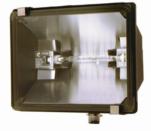 designers edge 500 watt halogen floodlight bronze l 50br. Black Bedroom Furniture Sets. Home Design Ideas