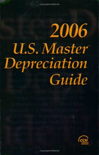 2006 U.S. Master Depreciation Guide (Master Depreciation Guide compare prices)