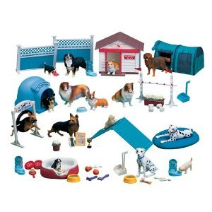 Constructive-Playthings-Dog-Academy-51-pc-Playset