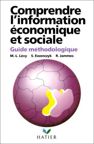 Comprendre l'information économique et sociale