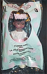 Madame Alexander Doll - Flower Girl (African American) - McDonald's Happy Meal Promo Toy 2003 #3