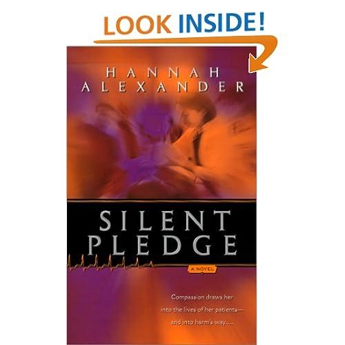 Silent Pledge (ER Trilogy #3)