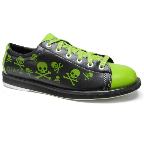 Pyramid Men's Skull Black/Green