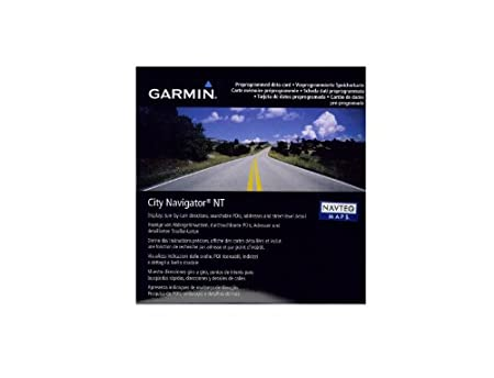 Garmin City Navigator Australia & New Zealand NT (microSD/SD card)