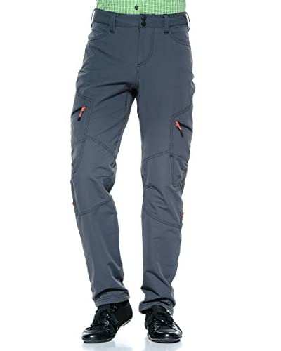 Berghaus Pantalone Aiglun Ii Wo Pant Am Dkgry/Dkgry Ss14 [Carbone/Carbone]