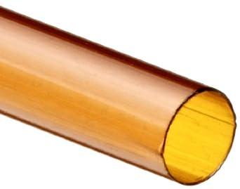 Kapton Polyimide Tubing, Translucent Amber