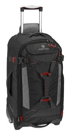 Eagle Creek Luggage Load Warrior Wheeled Duffel 28, Black, One Size