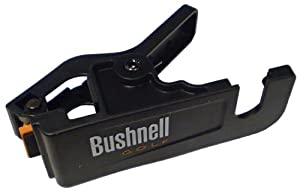 Bushnell Clip And Go Universal Golf Cart Mount For Laser Rangefinders by Bushnell