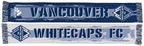 Vancouver Whitecaps adidas Fan Scarf