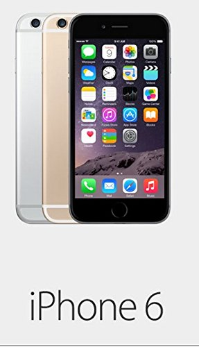 Apple Iphone 6 4.7 Inch 16GB Unlocked (T-Mobile) Silver