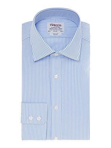 tmlewin-mens-slim-fit-blue-bengal-stripe-shirt-16-regular