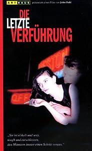 The Last Seduction [VHS]
