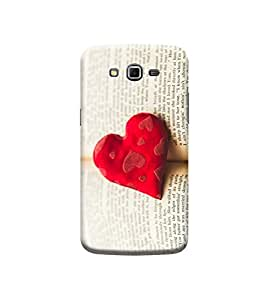 Ebby Premium Printed Back Case Cover With Full protection For Samsung Galaxy Grand 2 (Designer Case)