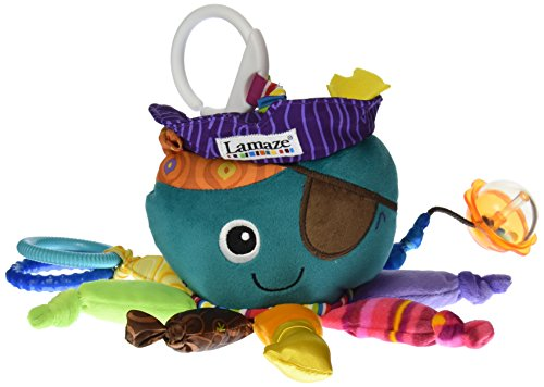 Lamaze Early Development Toy, Captain Calamari front-1075099