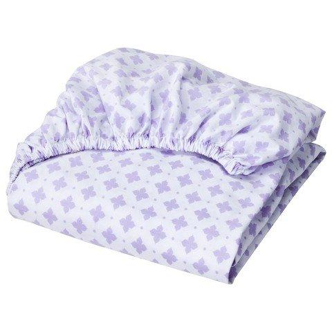 Circo Woven Sheet - Purple