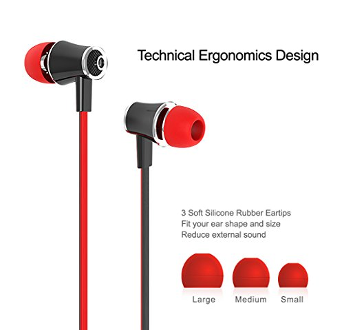 Earbuds with microphone iphone 8 - android usb earbuds with microphone