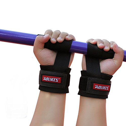 Why pay separately for wrist protector and weight lifting straps when you can get them in one amazing product?  Joyfit brings us this product which is a combo of wrist support and lifting strap.  If you are one of those persons whose grip strength is a limiting factor in deadlifts and rows or who feels a toll on their wrists every time you do heavy curls or presses then I'd definitely recommend this product for you.  Highlights of this product are:-  . Extra thick neoprene padding which completely negates any possibility of any irritation . . Dual purpose served as its a combo of wrist support and lifting strap. . Joyfit gives a 100% customer satisfaction and money back guarantee with hassle free returns.  I would definitely recommend this product to anyone who feels that their grip strength gives way or feels that they would benefit a bit on their major lifts with a more stable wrist.