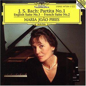 Partita 1 / englische Suite 3 / französische 2