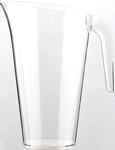 MOZAIK Caraffa in plastica trasparente 1,5 L