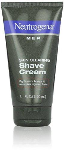 how to use neutrogena shave cream