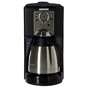 Mr Coffee Thermal Gourmet Coffee Maker : Amazon.com: Mr. Coffee FTTX85 10-Cup Thermal Programmable Coffeemaker: Mr Coffee Replacement ...