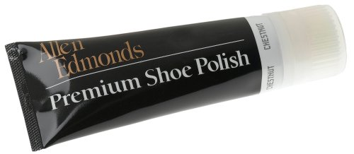 Allen Edmonds Men's Premium Shoe Polish ,Chili,No Size (Allen Edmonds Premium Shoe Polish compare prices)