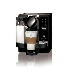 Nespresso Lattissima by De'Longhi EN670, Mysterious Black