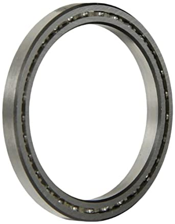 RBC Thin Section Ball Bearing, 440C Stainless Steel, Unsealed, Radial C-Type