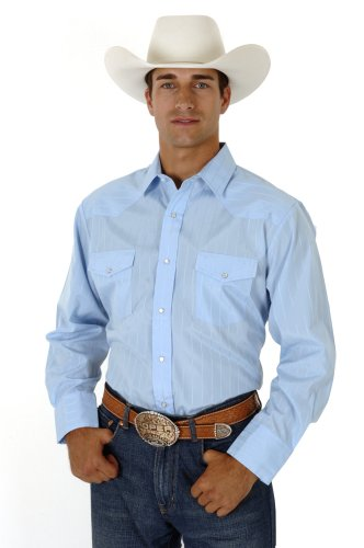 Buy Roper Long Sleeve Western Shirt