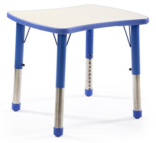 Children's Regtangular School Activity Table, 26