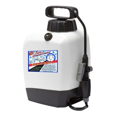 Why Choose The Bare Ground Solutions BGDS-1 Liquid Snow & Ice Melt Gallon Sprayer and Gallon Solutio...