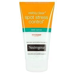 Neutrogena Visibly Clear Spot Stress Control Daily Scrub (150ml)