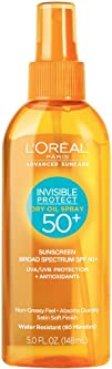 LOreal Paris Advanced Suncare Sunscreen SPF 50 Invisible
