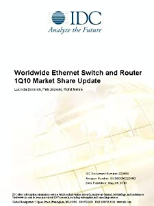Worldwide WLAN 4Q09 and 2009 Year-End Market Share Update Petr Jirovsky and Lucinda Borovick