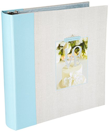 Darice GAR78575 Garnter Wedding Plan Organization Book