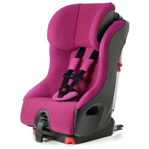 Clek 2013 Foonf Car Seat, Flamingo front-137943