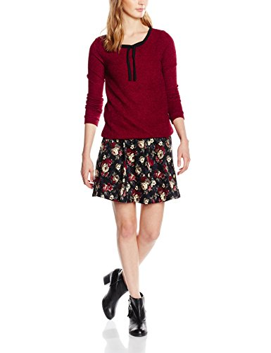 Molly Bracken I6229H16, Vestito Donna, Rosso (Rosso Scuro), 40