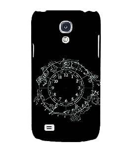 PRINTSWAG ZODIAC Designer Back Cover Case for SAMSUNG GALAXY S4