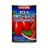 カゴメ 完熟ホールトマト 400g