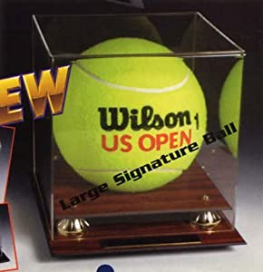 Signature Oversized Tennis Ball Display Case