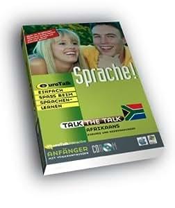 Talk The Talk Afrikaans: Interactive Video CD-ROM - Beginners + (PC/Mac)