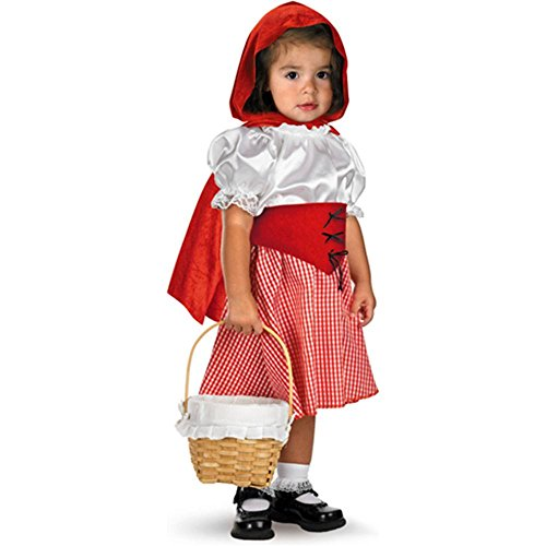 Little Red Riding Hood Infant Costume - 12-18 Months
