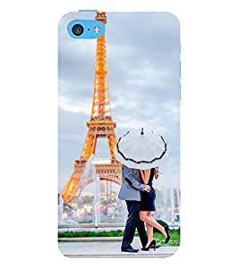 Vizagbeats Romantic Couple Back Case Cover for Apple iPhone 6S Plus