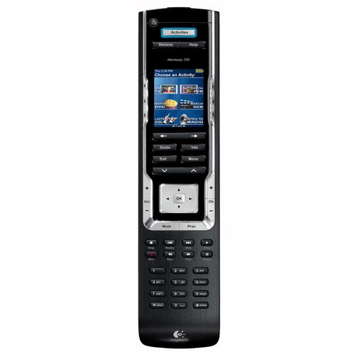 Logitech Harmony 720 Universal Remote