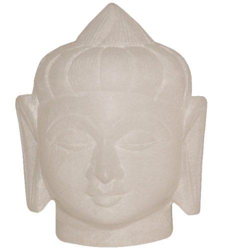 Souvnear Buddhakopf Statue Feng Shui Deko Wei Stein