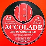 Accolade / Age Of Wonder EP